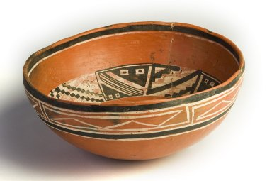 Ancestral Pueblo pottery