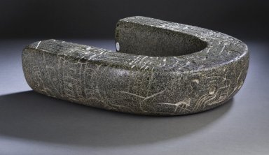 Veracruz stone yoke