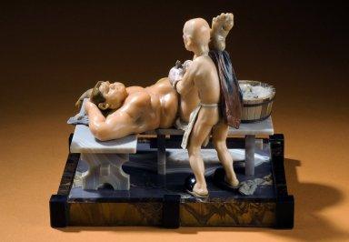 Sauna I: The Thin and the Fat