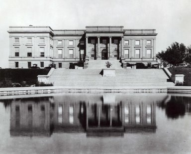 Denver Museum of Nature & Science, 1918-1927
