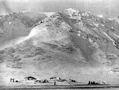 Eskimo village
