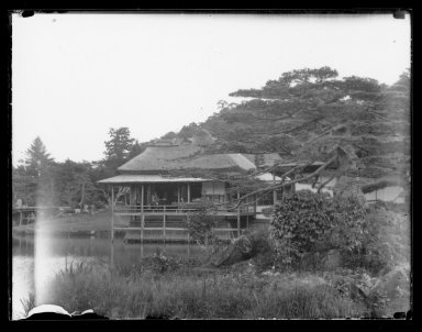 Hikone, on Lake Bawa