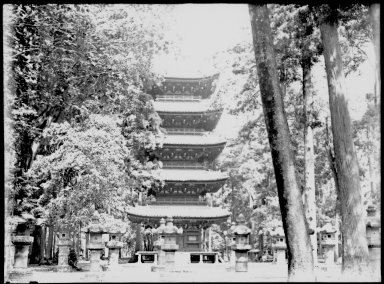 Tokyo temples and parks