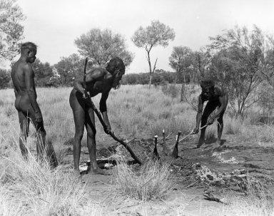 Aborigine men