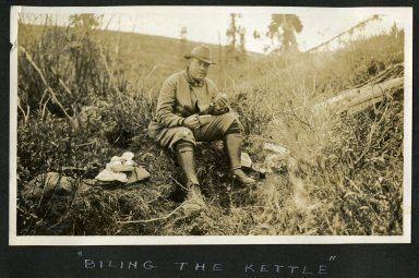 Biling the Kettle
