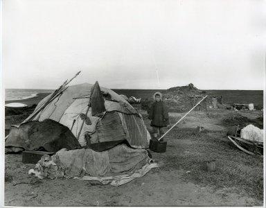 Summer camp at Wainwright