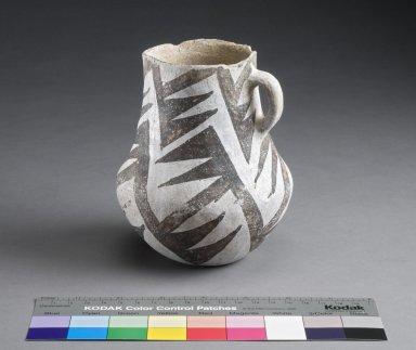 Ancestral Pueblo Clay Pitcher