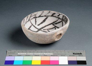 Ancestral Pueblo Clay Ladle with Broken Handle