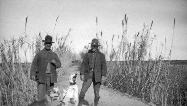 Ranch owner and Frederick G. Brandenburg