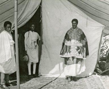 Abyssinia, Ras Hailu