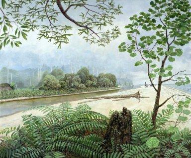 Ancient Denvers Paintings - Colorado's East Coast