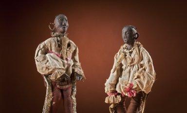 Two Male Dolls