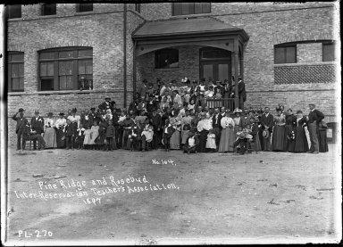 Pine Ridge and Rosebud Inter-Reservation Teacher's Association