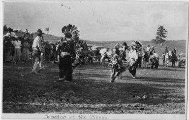 Dancing at the Fiesta