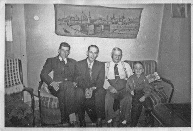 Eberhart Family Christmas