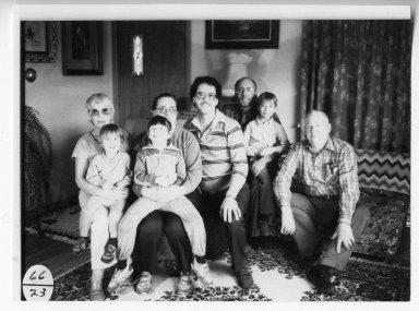 Eberhart Family Thanksgiving