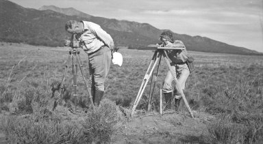 Survey mapping