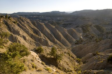 The wild and rugged beauty of the Kaiparowits Plateau.