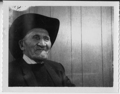Tom Hawk, Native American