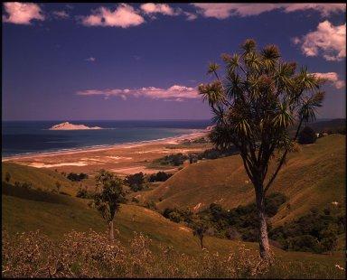 Waimarama Beach, Bare Island and Hawkes Bay