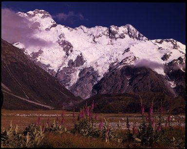 Mt. Sefton and The Footstool