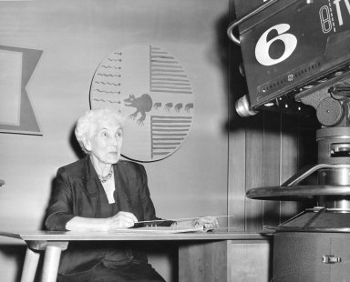 Ruth Underhill onTelevision