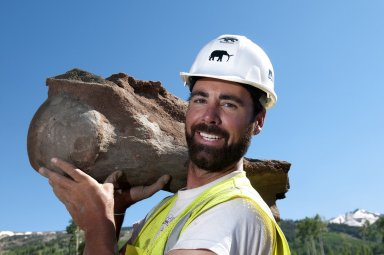 Snowmass Excavation, People