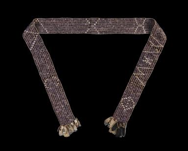 Mohawk Wampum Belt
