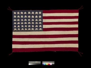 Dine American Flag