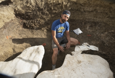 Excavating Hadrosaurus with Dr. Joe Sertich in Grand Staircase Escalante, Utah