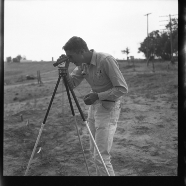 Surveying the Frazier Site