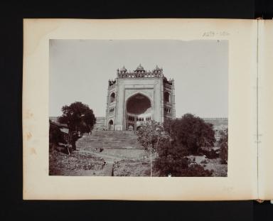 Buland Darwaza in Agra, India.