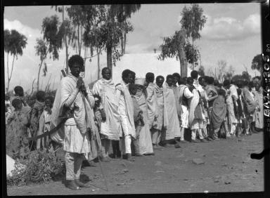 Fieldwork in Abyssinia (Ethiopia)