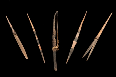Wooden Spears