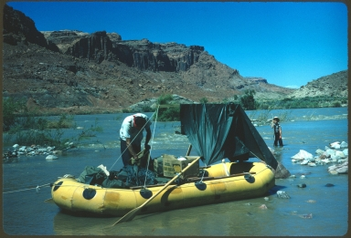 Rafting Glen Canyon