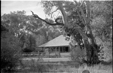 Cottage at Thelangerin Station