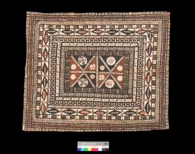 Tapa, or Bark Cloth