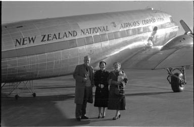 Fieldwork on New Zealand