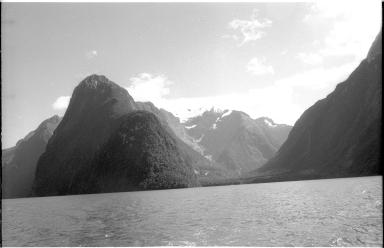 Fieldwork in New Zealand
