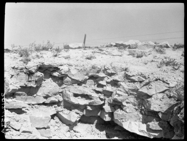 Dig site in Wyoming