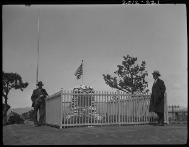 Buffalo Bill's Gravesite
