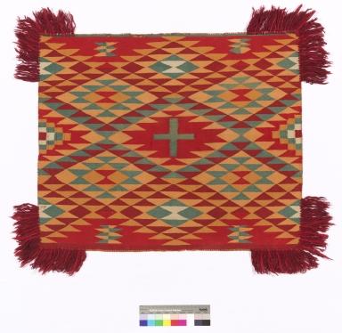 Dine (Navajo) saddle blanket