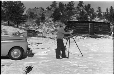Photographing Williams Ranch