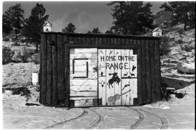 Log Cabin at Williams Ranch