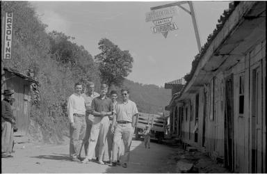 Field Members in Ecuador