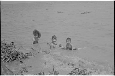 Children in Louisiana