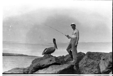 Jack Putnam and Pelicans