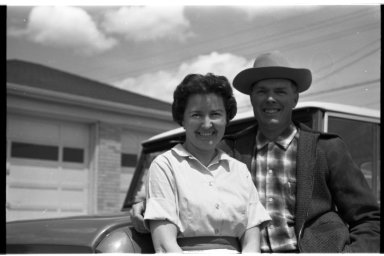 Jack Putnam and Wife