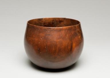 Hawaiian carved wooden bowl