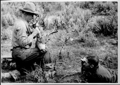 Western Slope deer hunt